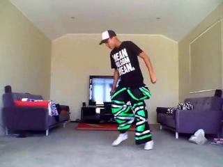 shuffling shuffle ����� NEW PHAT PANTS SHUFFLE !!DUO SUSPENDERS!!